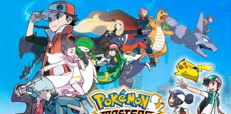 pokemon masters ios android game juego