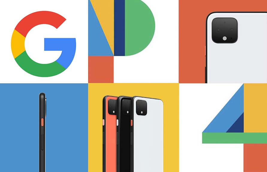 pixel4 y 4xl made by google
