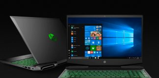 notebook hp pavilion 15
