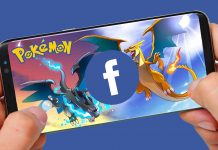 pokemon en facebook